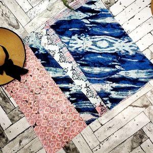 Raj Imports Boho Patch Work Kimono Cover Up O/S
